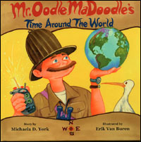 Mr. Oodle MaDoodle's Time Around the World